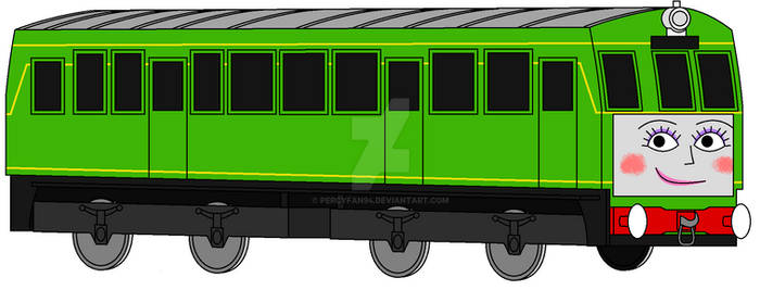 TTTE - CGI Series Daisy