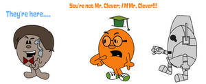 Two Mr. Clevers