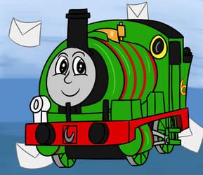 TTTE - Cute Percy by Percyfan94