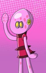 Squid Girl by Percyfan94