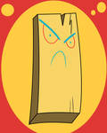 Angry Plank