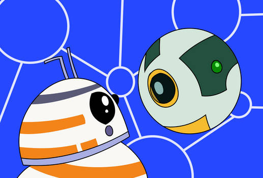 B.I.N.G. and BB-8