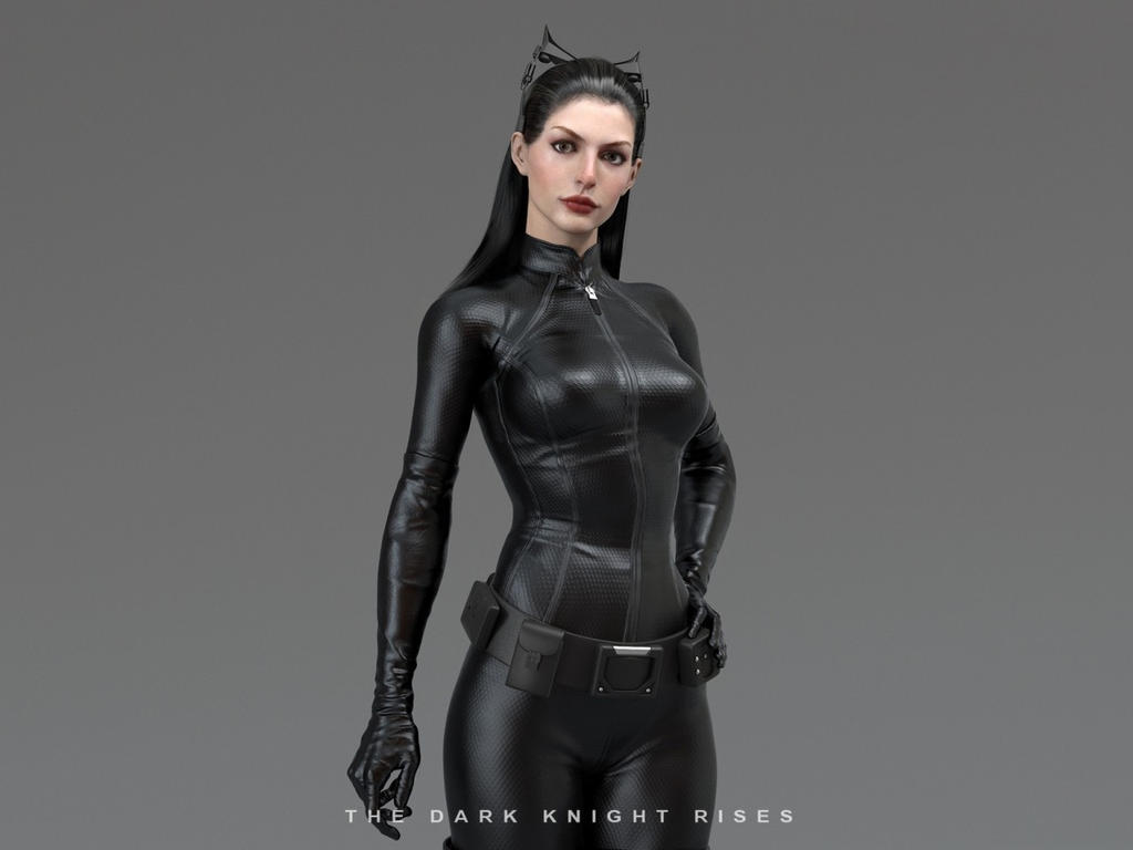 Batman Dark Knight Rises Wallpaper Catwoman