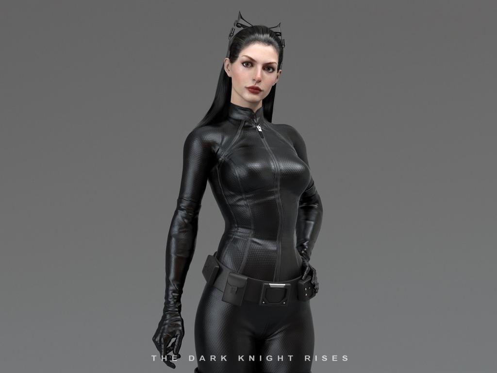 Batman Dark Knight Rises Wallpaper Catwoman