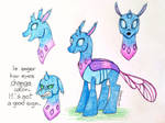 Bright Changeling - PG by ChrisLang89