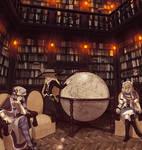 Voile's Globe Room