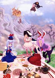 A Peaceful Picnic by soumakyo