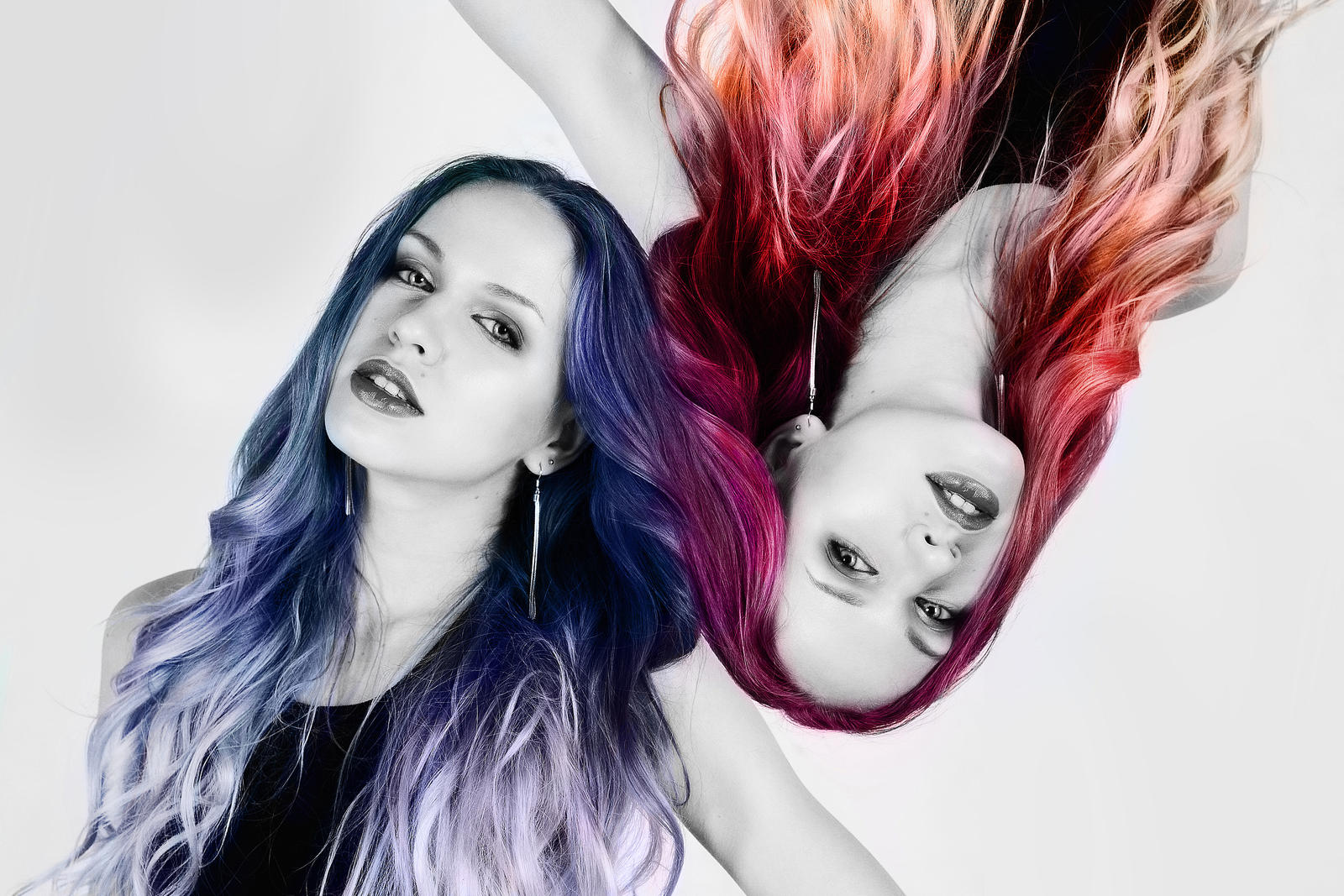 The Harmony In Purple by hellonata
