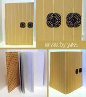 blank book - nirvana by yatsu