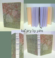 blank book - the green room by yatsu