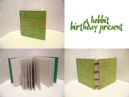 a hobbit birthday present by yatsu