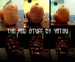 the red stuff by yatsu
