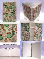 blank book - ornamental by yatsu