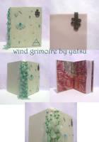 wind grimoire by yatsu