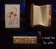 a simple box by yatsu