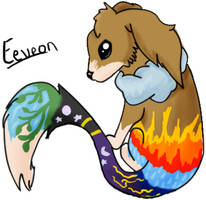 Eeveeon by wolvewhisper