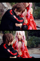 Guilty Crown-Shu and Inori 2 by bai917