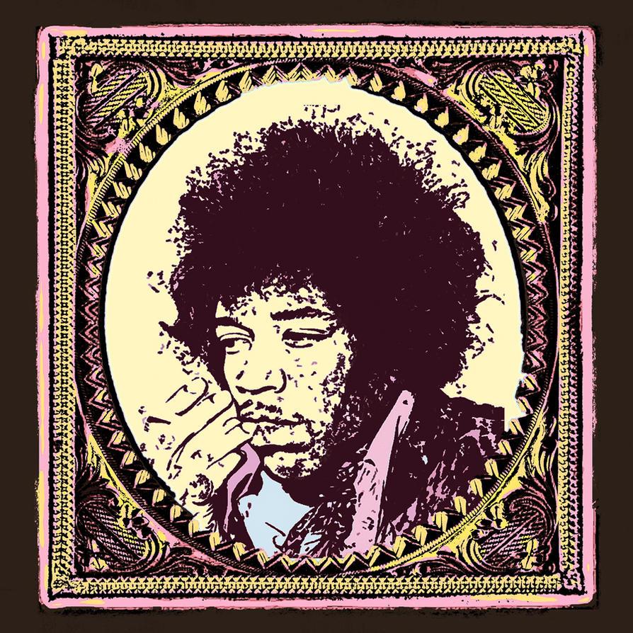 Jimi Hendrix by lichtmann-hh