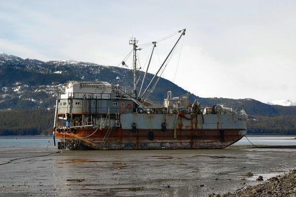 The MV Polar Bear by DennisDawg