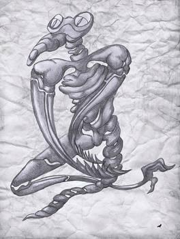 Skeleton animal