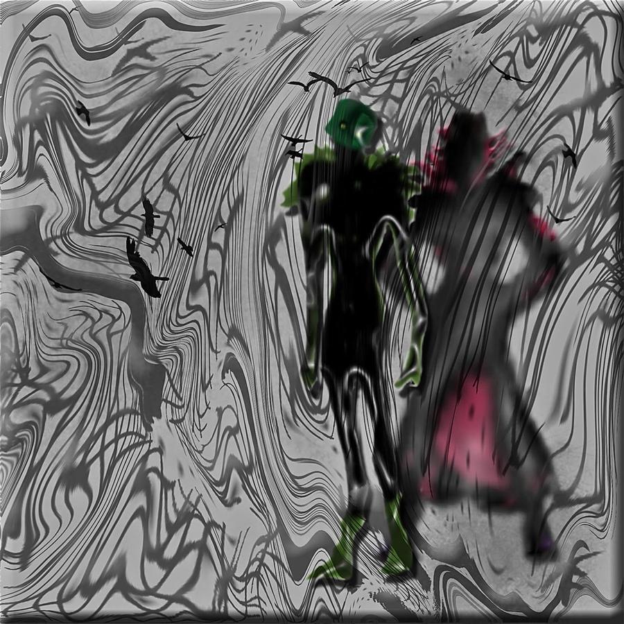 Strangeness. by jennystokes
