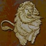 Lion by jennystokes