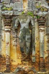 Ruins. Polonnaruwa. SL by jennystokes