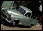 Old car. France.