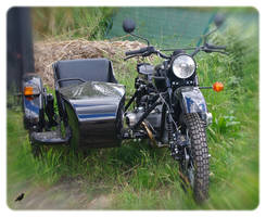 Old bike 1......France by jennystokes