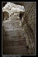 Cappadocian Monastery 4. France by jennystokes