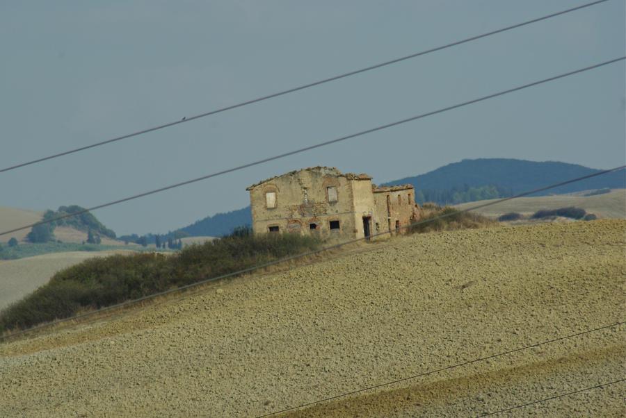 Classic Tuscany. Italy by jennystokes