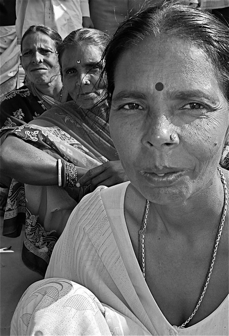 New delhi women 4 India by jennystokes
