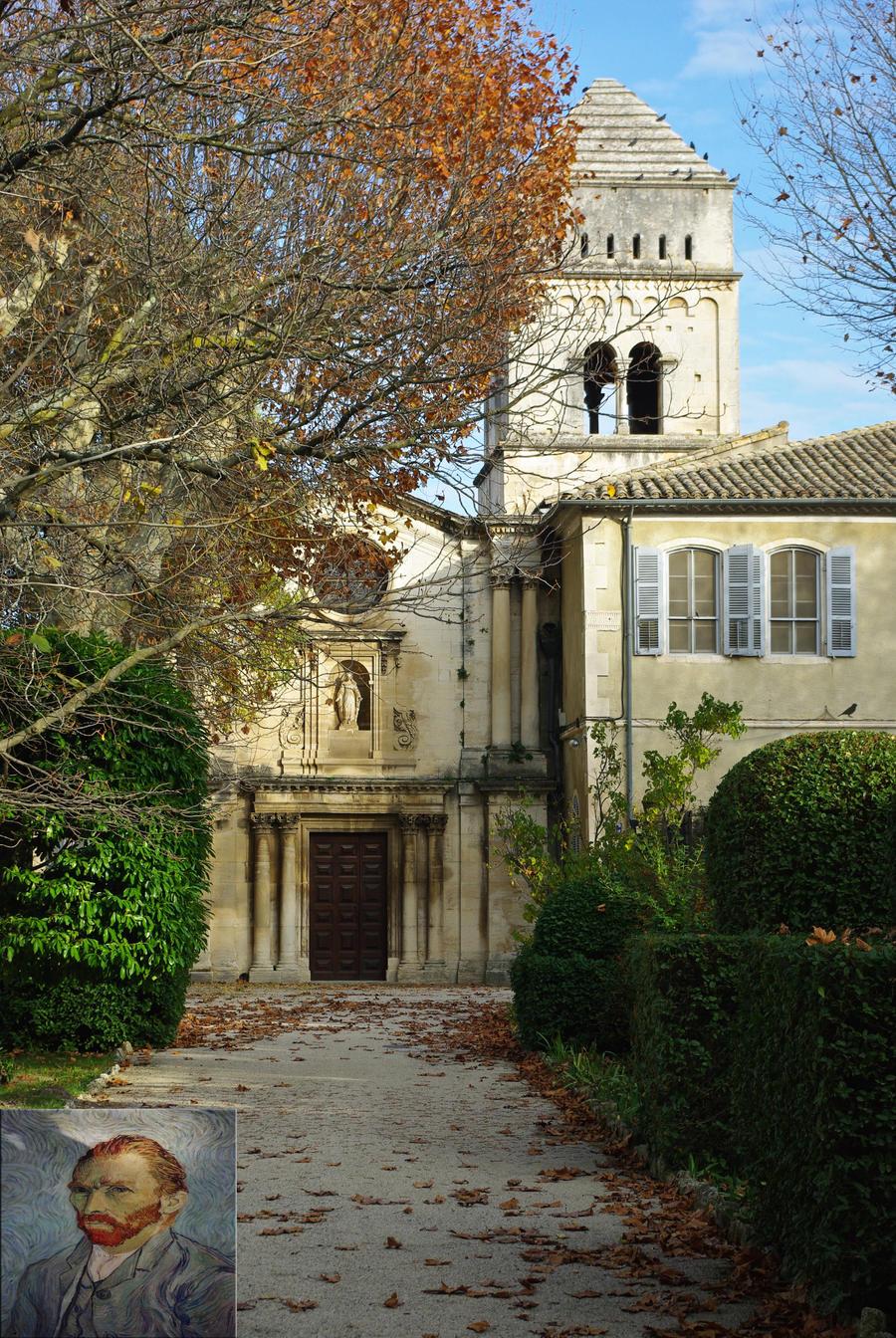 Asylum 1. St. Remy de Provence by jennystokes