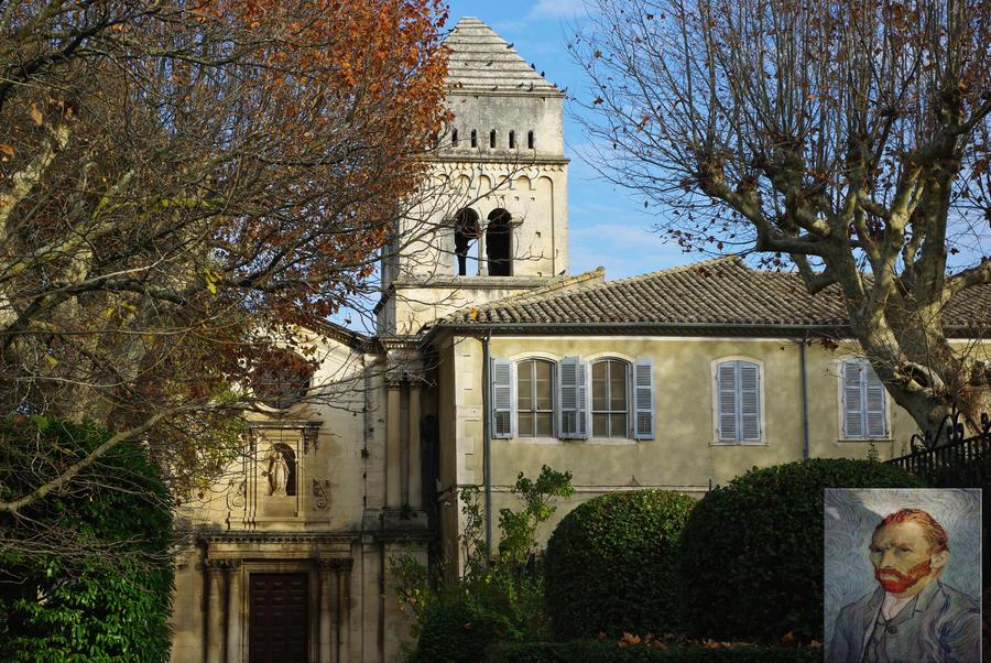 Asylum 2 St Remy de Provence by jennystokes