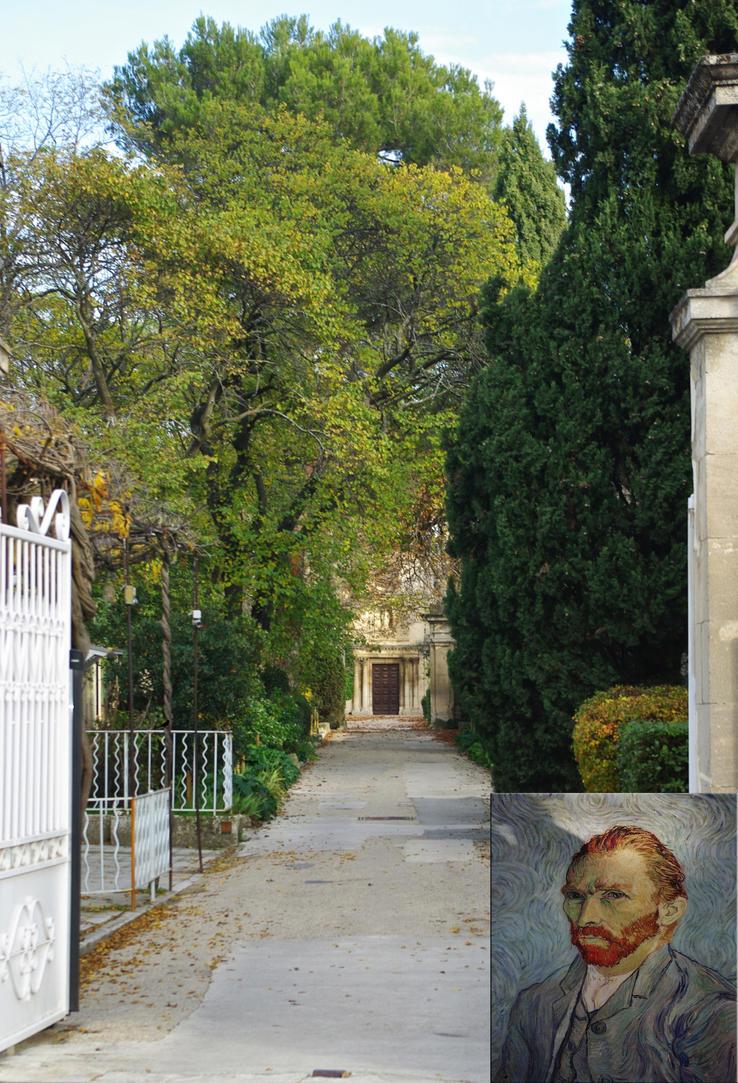 Asylum 4. St Remy de Provence by jennystokes