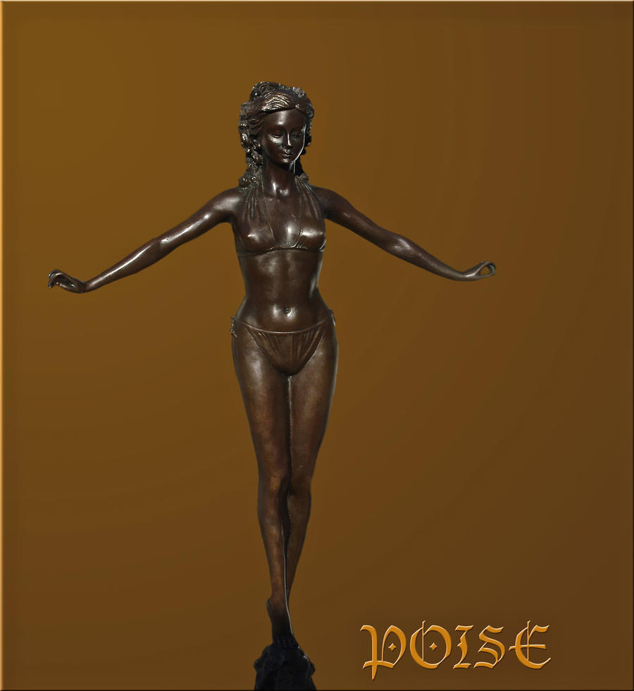 Poise by jennystokes