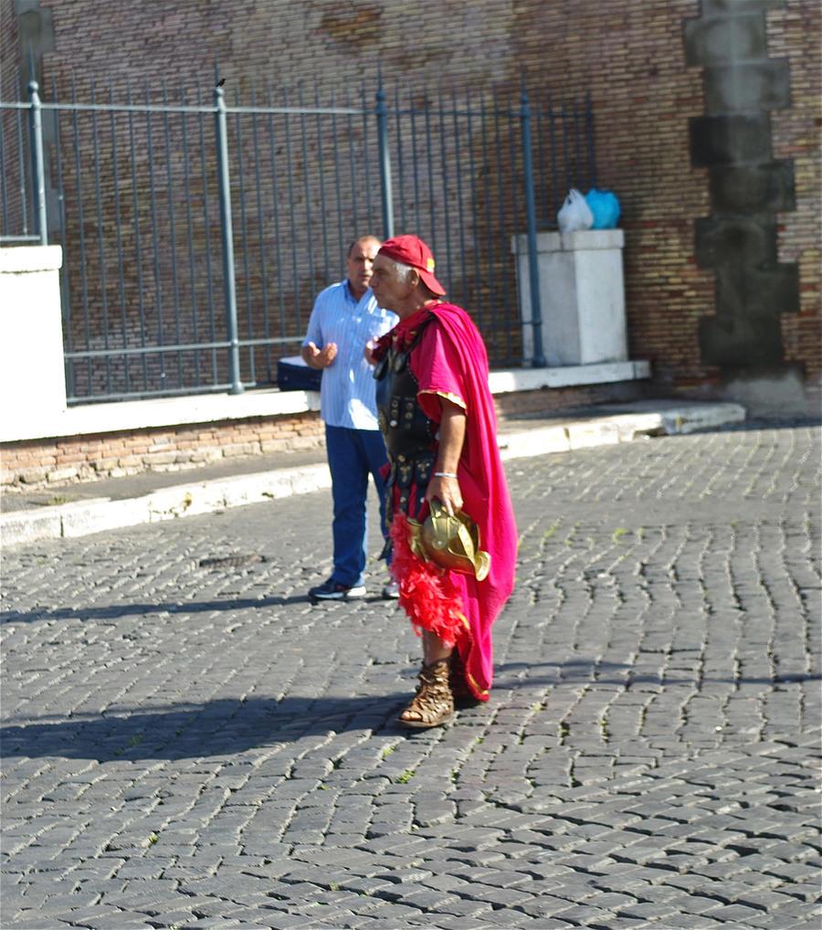 Roman centurion. by jennystokes