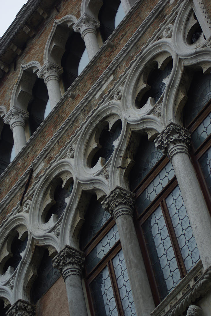 Venetian architecture 3 by jennystokes