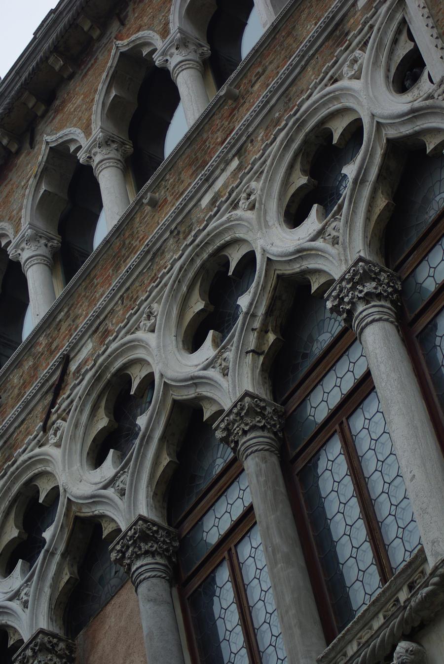 Venetian architecture 3 by jennystokes