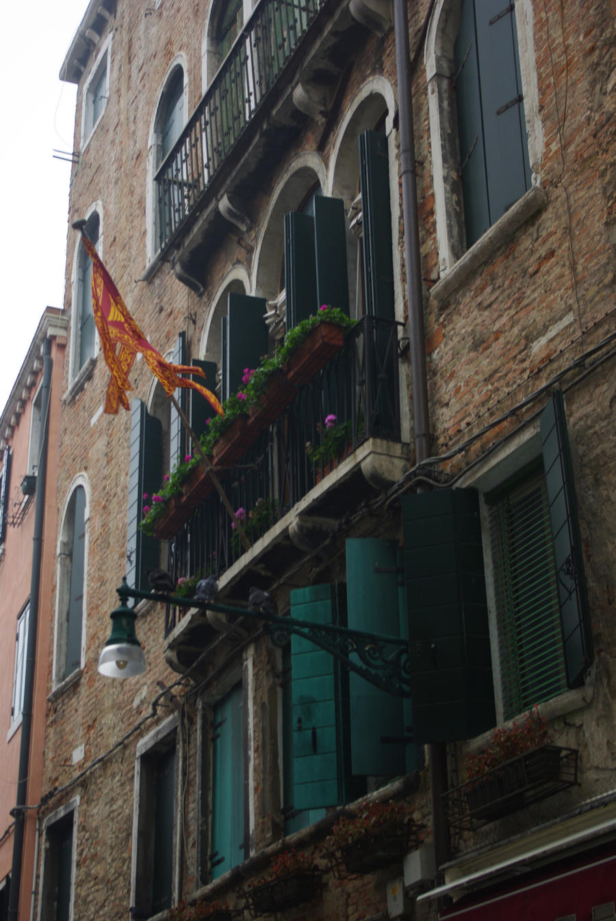 Venetian architecture 5 by jennystokes