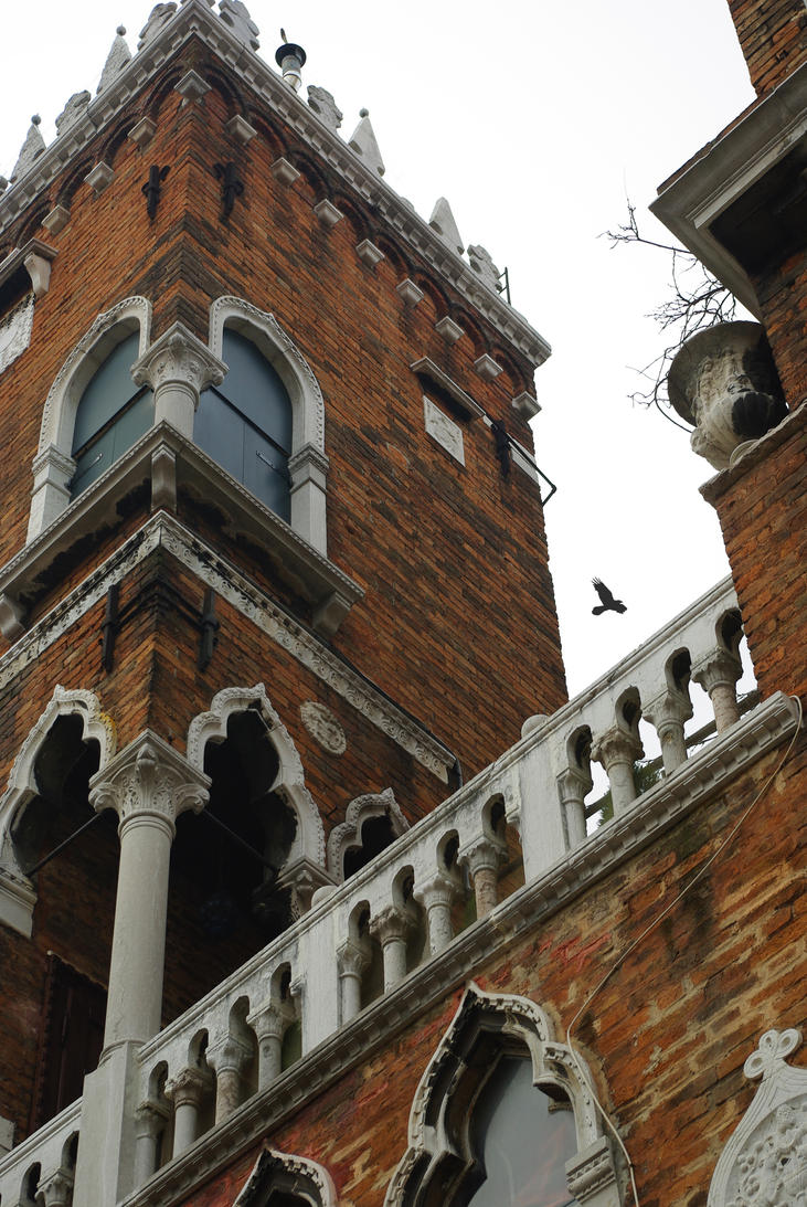 Architecture in Venice. Italy. 10 by jennystokes