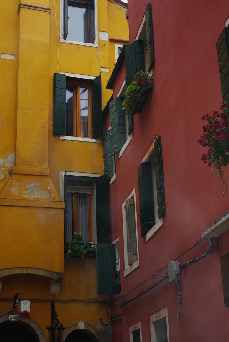 Architecture in Venice. Italy. 13 by jennystokes