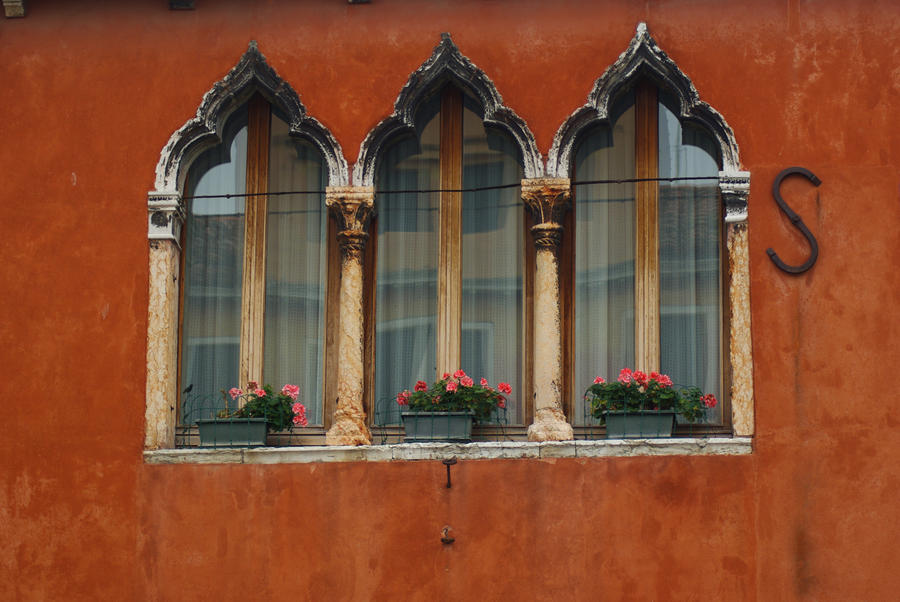 Architecture in Venice. Italy. 14 by jennystokes
