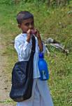 Little Sri Lankan boy...