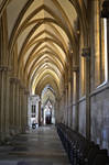 Int. 6 Wells Cathedral. England