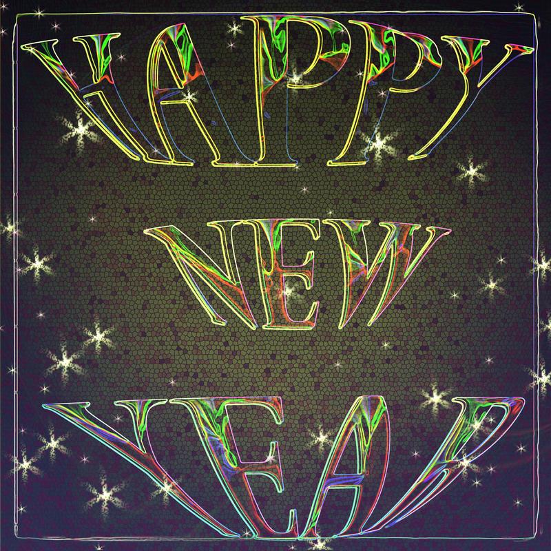 Happy New Year 2014 by jennystokes