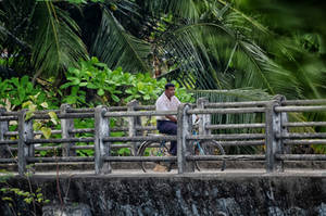 The Bridge by jennystokes