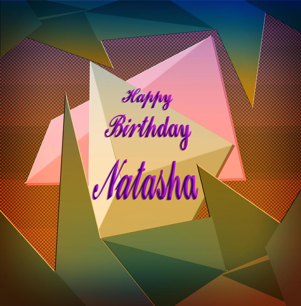 Happy Birthday Natasha by jennystokes on DeviantArt