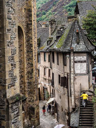 Conques 2. Aveyron. France by jennystokes