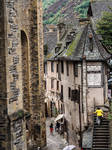 Conques 2. Aveyron. France